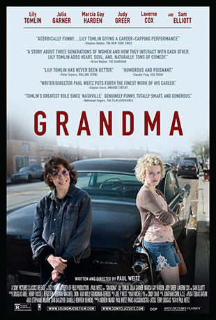 Grandma (2015) by The Critical Movie Critics