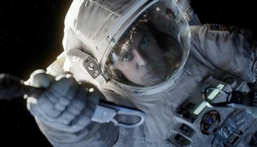 Movie Review:  Gravity (2013)