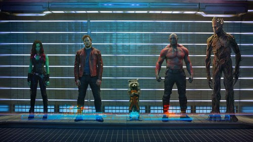 Movie Trailer:  Guardians of the Galaxy (2014)