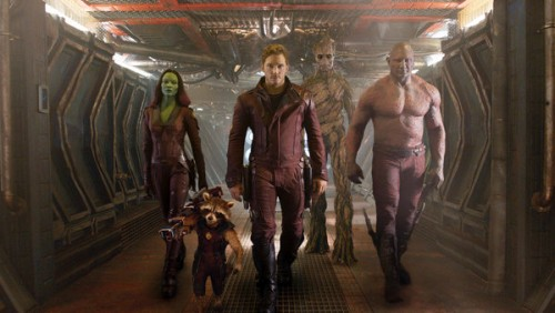 Movie Review:  Guardians of the Galaxy (2014)