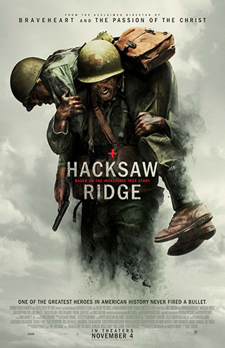 Hacksaw Ridge (2016) by The Critical Movie Critics