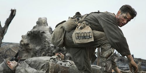 Movie Review:  Hacksaw Ridge (2016)