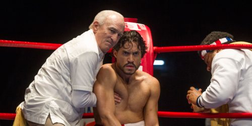 Movie Review:  Hands of Stone (2016)