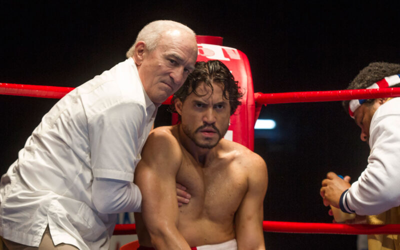 Hands of Stone (2016) by The Critical Movie Critics