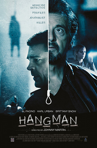 Hangman (2017) by The Critical Movie Critics