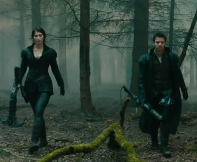 Red Band Movie Trailer: Hansel & Gretel: Witch Hunters (2013)