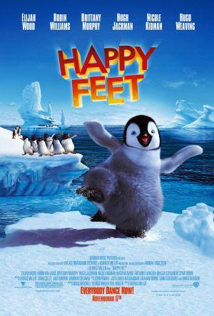 Happy Feet (2006) by The Critical Movie Critics