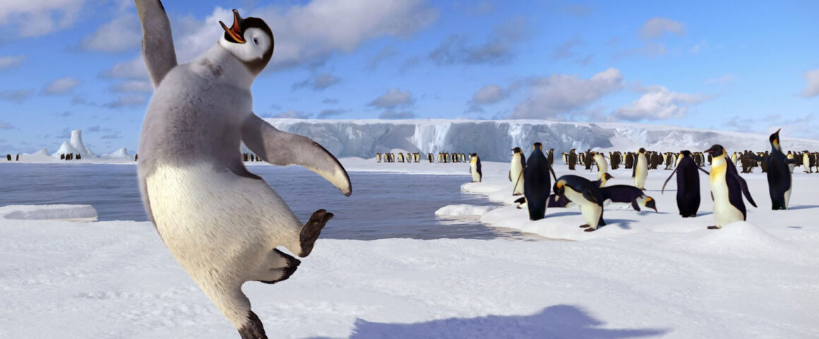 Happy Feet (2006) by The Critical Movie Critics