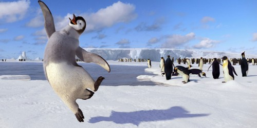 Movie Review:  Happy Feet (2006)