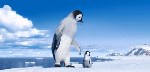 Happy Feet Two (2011) by The Critical Movie Critics