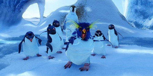 Movie Review:  Happy Feet Two (2011)