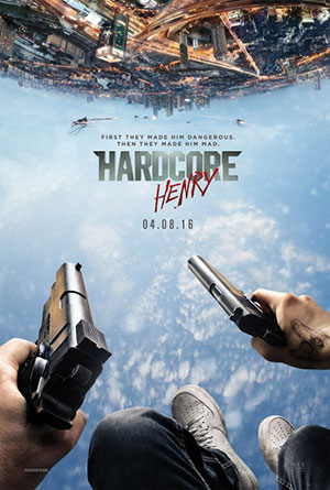 Hardcore Henry (2015) by The Critical Movie Critics