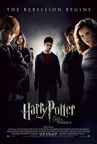 Harry Potter and the Order of the Phoenix (2007) by The Critical Movie Critics