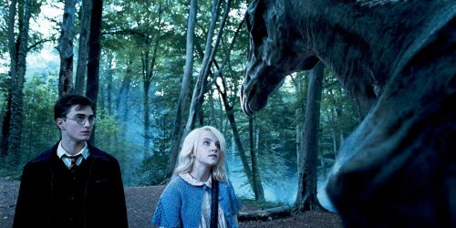 Movie Review:  Harry Potter and the Order of the Phoenix (2007)