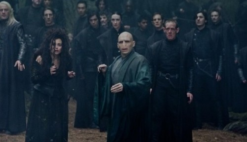 Movie Trailer #2:  Harry Potter and the Deathly Hallows: Part 2 (2011)