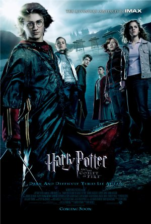 Harry Potter and the Goblet of Fire (2005) by The Critical Movie Critics