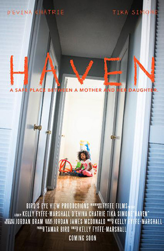 Haven (2017) by The Critical Movie Critics