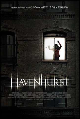Havenhurst (2016) by The Critical Movie Critics