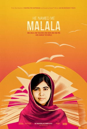 He Named Me Malala (2015) by The Critical Movie Critics
