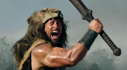 Movie Trailer:  Hercules (2014)