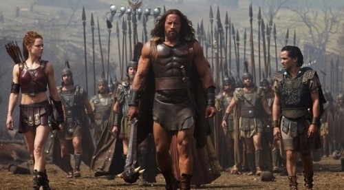 Movie Review:  Hercules (2014)