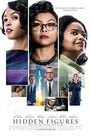Hidden Figures (2016) by The Critical Movie Critics