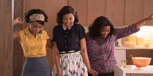 Movie Review:  Hidden Figures (2016)