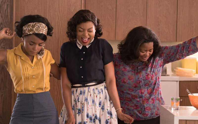 Hidden Figures (2016) by The Critical Movie Critics