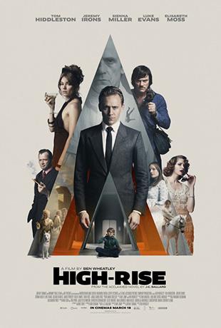 High-Rise (2015) by The Critical Movie Critics