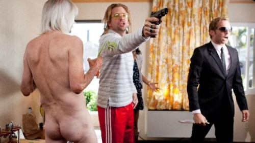 Movie Trailer:  Hit and Run (2012)