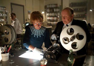 Movie Trailer:  Hitchcock (2012)