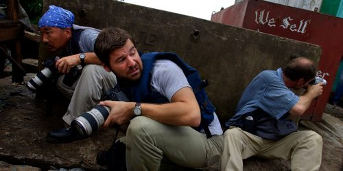 Movie Review:  Hondros (2017)