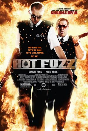 Hot Fuzz (2007) by The Critical Movie Critics