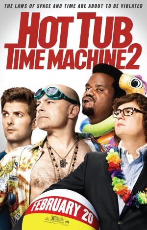 Hot Tub Time Machine 2 (2015) by The Critical Movie Critics