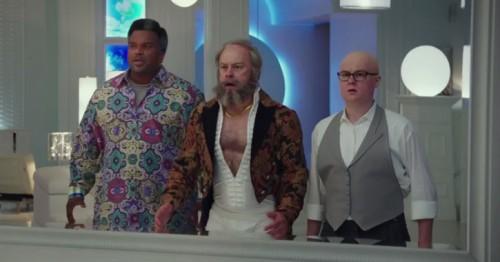 Movie Trailer:  Hot Tub Time Machine 2 (2015)