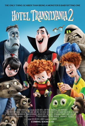 Hotel Transylvania 2 (2015) by The Critical Movie Critics