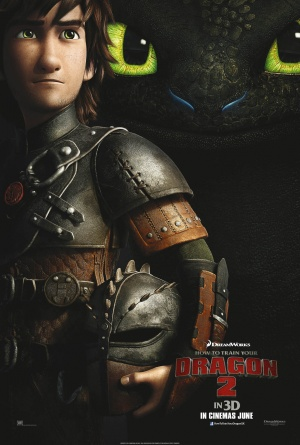 How to Train Your Dragon 2 (2014) by The Critical Movie Critics