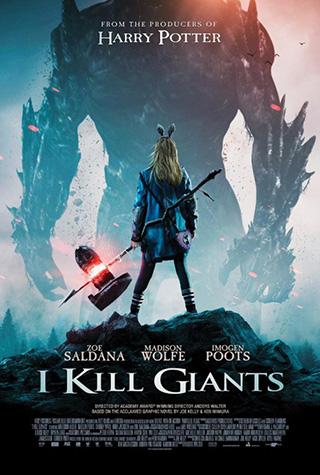 I Kill Giants (2017) by The Critical Movie Critics