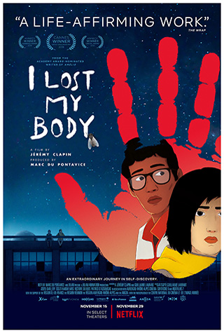 I Lost My Body (2019) by The Critical Movie Critics