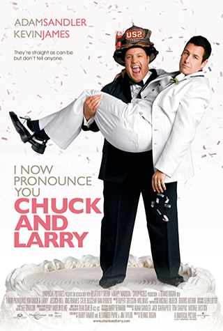 I Now Pronounce You Chuck and Larry (2007) by The Critical Movie Critics