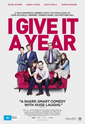 I Give It a Year (2013) by The Critical Movie Critics