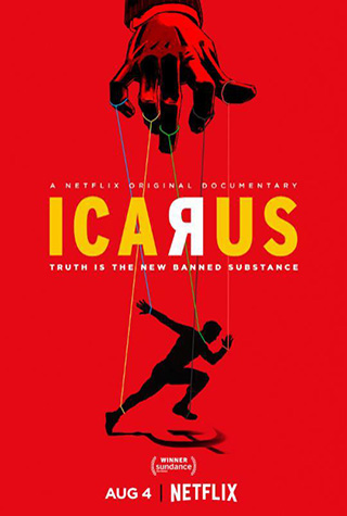 Icarus (2017) by The Critical Movie Critics