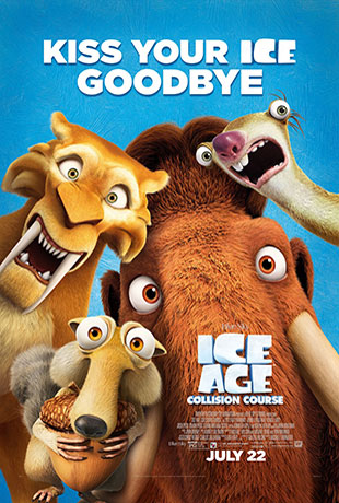 Ice Age: Collision Course (2016) by The Critical Movie Critics