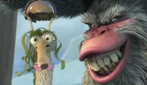 Movie Review:  Ice Age: Continental Drift (2012)