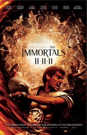 Immortals (2011) by The Critical Movie Critics