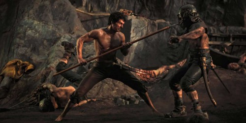 Movie Review:  Immortals (2011)