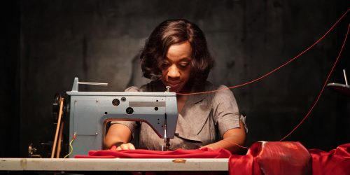 Movie Review:  In Fabric (2018)