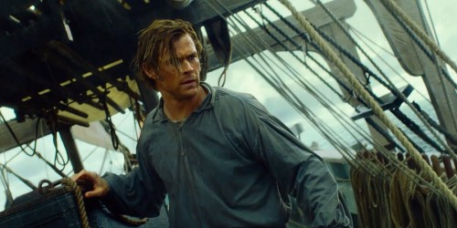 Movie Review:  In the Heart of the Sea (2015)