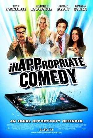 InAPPropriate Comedy (2013) by The Critical Movie Critics