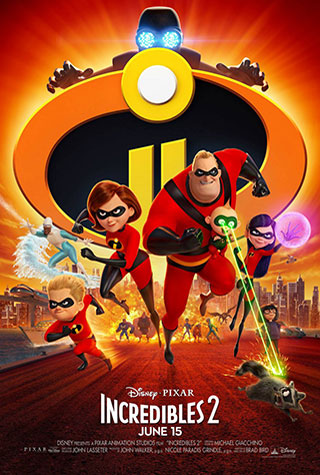 Incredibles 2 (2018) by The Critical Movie Critics